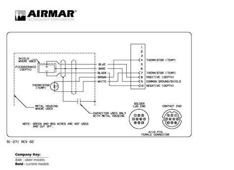 Airmar Transducer Wiring Diagram by Airmar Transducer Wiring Diagram Wiring Library