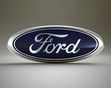 ford logo by leansaler 3docean
