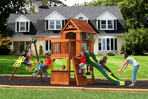 Home Playground : Stylish Home Playground Ideas
