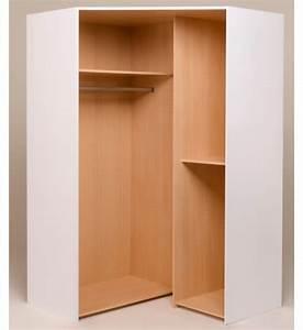 Armoire D Angle Dressing : armoire dressing d 39 angle fly armoire id es de ~ Premium-room.com Idées de Décoration