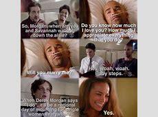 Criminal Minds Season 11 Morgan gets engaged Criminal