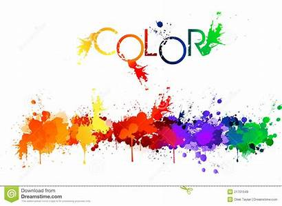 Splash Clipart Royalty Illustration Colorful Graphic Vector