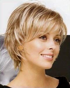 Coupe De Cheveux Pour Visage Rond Femme 50 Ans : coupe cheveux femme 50 ans visage rond cheveux cheveux ~ Melissatoandfro.com Idées de Décoration
