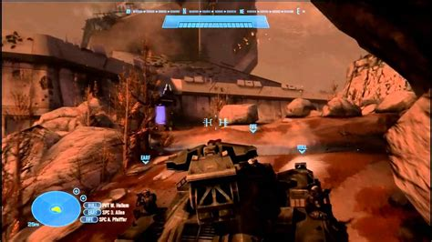 Halo Reach Mission 8 The Package Pt12 Youtube