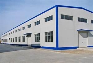 Prefabricated Steel Factory Shed | Havit Steel Structure ...