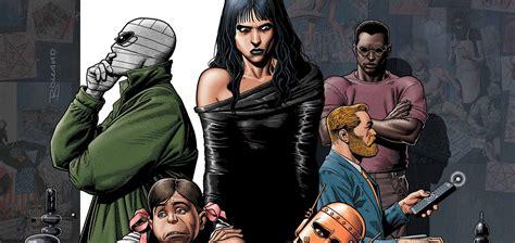 Best Vertigo Comics Series & Graphic Novels Of All Time