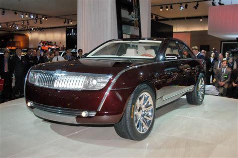 lincoln mark  concept car  catalog