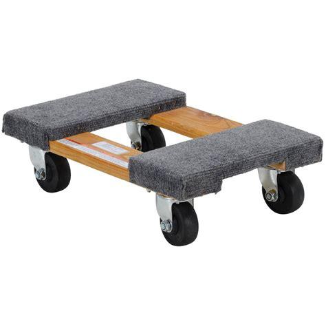 31254 home depot furniture dolly current vestil 12 in x 18 in 900 lb carpet end hardwood dolly