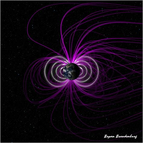 Earth's Magnetic Field and Magnetosphere | Bryan ...