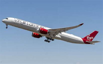 Virgin A350 Atlantic Airbus Airlines Luchtvaartnieuws Reisbizz