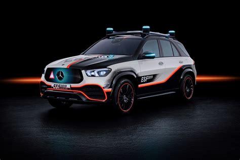 V 1 mod for eurotruck simulator 2. Mercedes-Benz Experimental Safety Car is Built for ...
