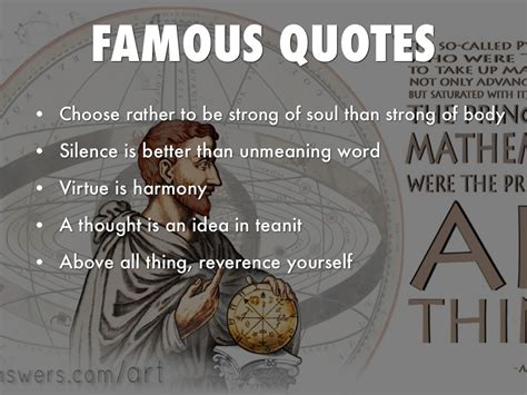 Quotes By Quotes By Pythagoras Quotesgram