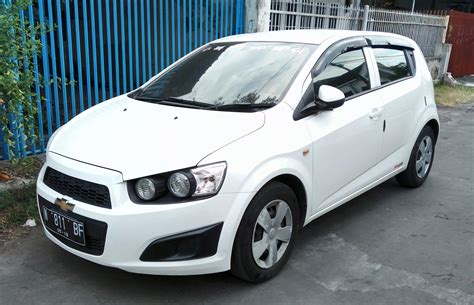 File Chevrolet Aveo Malang Cropped Jpg Wikimedia