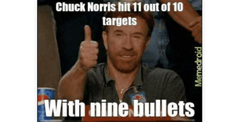 The 20 Best Chuck Norris Memes