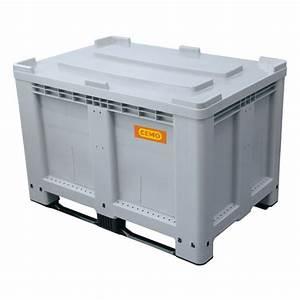 Transportboxen Kunststoff Mit Deckel : cemo deckel f r logistikboxen pe kunststoff mit hoher dichte ~ Eleganceandgraceweddings.com Haus und Dekorationen