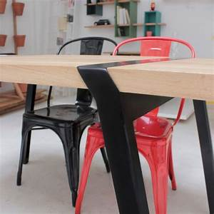 Tréteaux Pour Table : 39 id es d co de tr teaux pour cr er une table ou un bureau ~ Melissatoandfro.com Idées de Décoration
