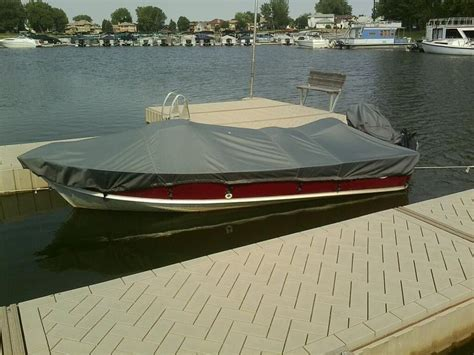 Shoretex Boat Cover by Protect Your Boat After A Day On The Water With A Carver
