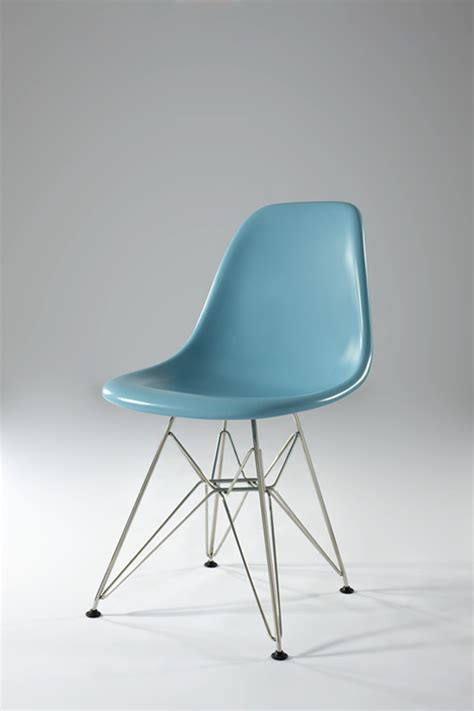 eames molded plastic side chair wire base replica eames