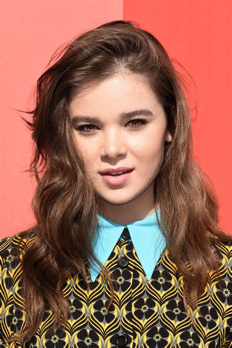 Hailee Steinfeld - Women's Tales Photocall - 72nd Venice ...