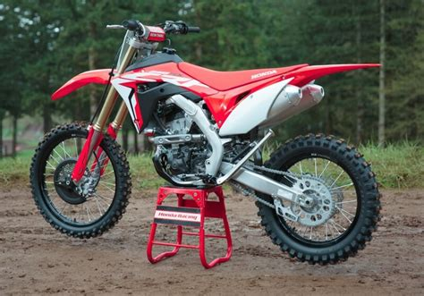2019 Honda Crf250rx Review Of Specs / Features + R&d Info