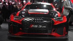 Audi Paris : audi sport unveils rs3 lms race car ~ Gottalentnigeria.com Avis de Voitures