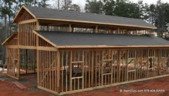 Photo Of Barn Roof Design Ideas by Great Shop On The Bottom And General Purpose Storage Up