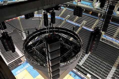 Chesapeake Energy Arena Upgrades Audio for the Return of ...