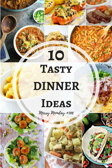 tasty dinner recipes 10 tasty dinner ideas to add to your weekly meal plan