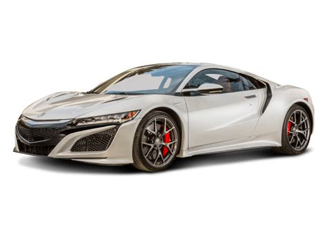 2018 acura nsx road test consumer reports