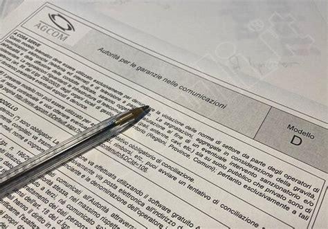 Segnalazione AGCOM: PDF editabile