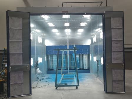 spray booths and ovens blast amp wash systems