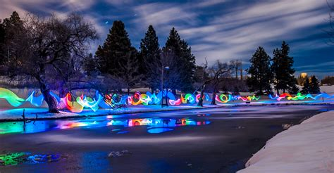 christmas light painting and other ws2812 adventures
