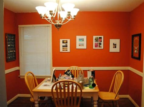 orang paint color for dining room 4 home ideas