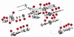 Shop By Diagram - Jeep Transfer Case Parts