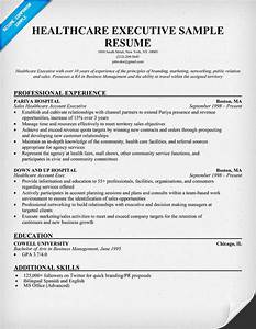 healthcare executive resume http resumecompanioncom With healthcare executive resume writers