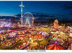 Nottingham Goose Fair 2018 Nottingham