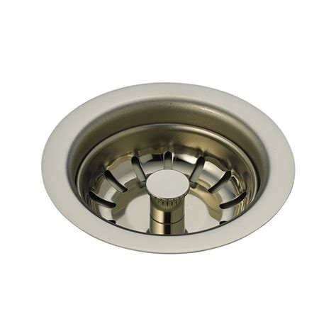 Commercial Sink Strainer Wrench by 72010 Pn Delta Kitchen Sink Flange And Strainer Kitchen
