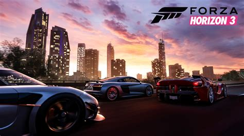 Forza Horizon 3 Review  Welcome To Australia, Cobber