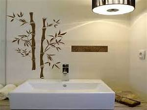 Wall painting ideas bathroom : Bathroom wall art ideas design