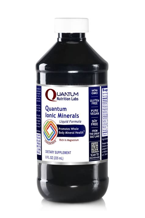 Radiant Light Nutrition by Complete Line Of Quantum Nutrition Labs And Miscellaneous I N