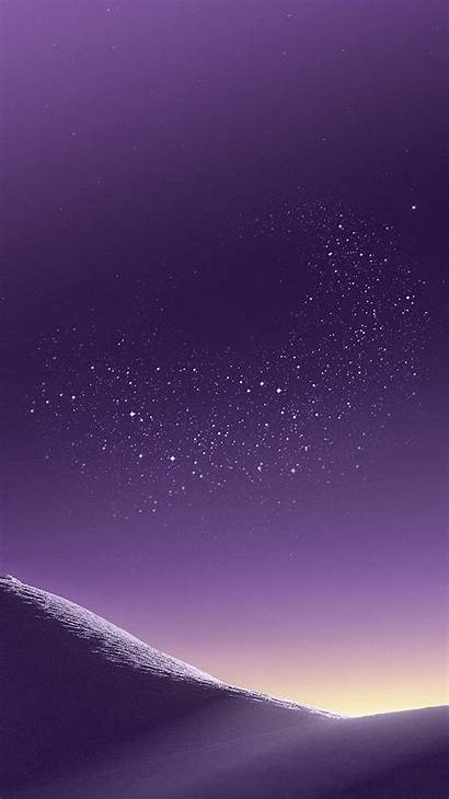 Purple Galaxy S8 Background Pattern Iphone Wallpapers