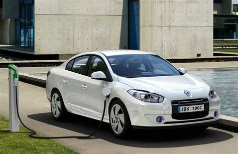 renault fluence ze     china gas