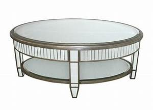 coffee table cheap mirrored round coffee table design With mirrored circle coffee table