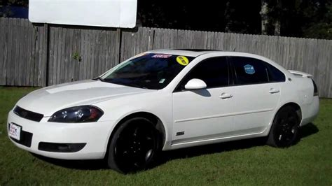 2008 Chevrolet Impala Ss V8 For Sale!! Leisure Used Cars