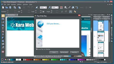 xara web designer images xara web designer premium 7