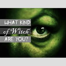 What Kind Of Witch Are You?  Playbuzz