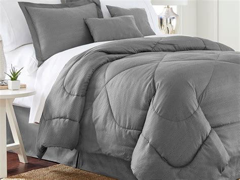 turn your bed into a haven with this luxurious comforter
