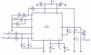 Majestic 100w Bridgeable Power Amplifier Wiring Diagram