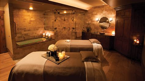 Spa Room : The Spa At Stein Eriksen Lodge-park City Spas-park