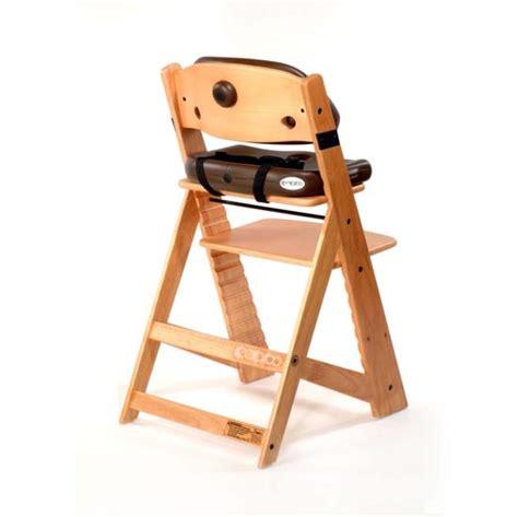 Keekaroo High Chair Used by Keekaroo Height Right High Chair Chocolate Comfort Cushion